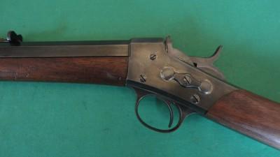 Rifle REMINGTON Rolling Block N°2
