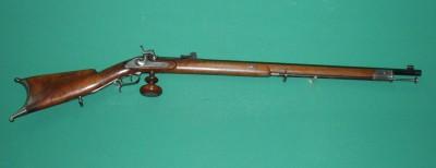 Carabine de tir à percussion
