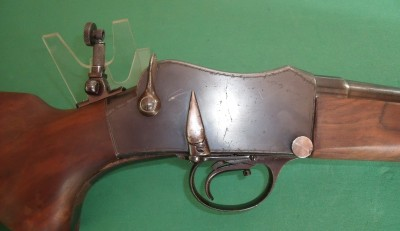 Carabine de tir FRANCOTTE