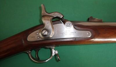Fusil Springfield Artillery Model