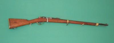 Carabine de Gendarmerie à Pieds 1874.