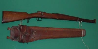 Carabine de cavalerie MAUSER Espagnol 1895