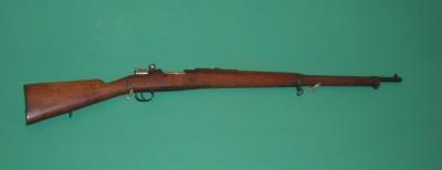 Fusil MAUSER Espagnol 1893