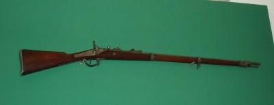 Fusil ALBINI-BRAENDLIN 1867