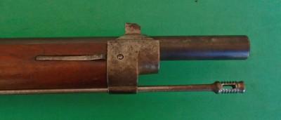 Mousqueton VETTERLI Suisse 1869-71