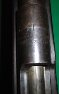 Carabine MAUSER 1889 Belge