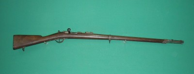 Fusil CHASSEPOT 1866