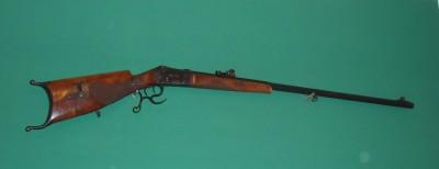 Carabine de tir HAEMMERLI et HAUSCH