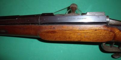 Carabine de tir Weinborner