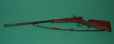 Carabine Allemande Waffen Franconia