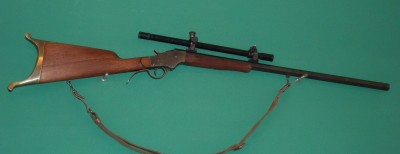 Rifle STEVENS Mid Range N°45