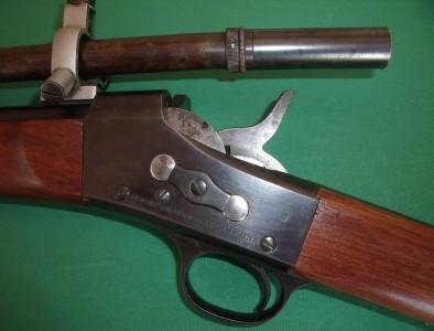 Fusil REMINGTON N°5 Target Rifle