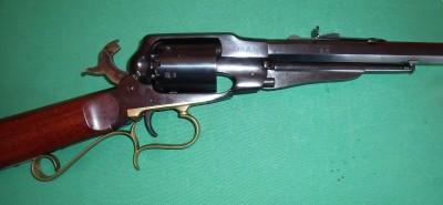 Carabine-revolver REMINGTON 1858 UBERTI