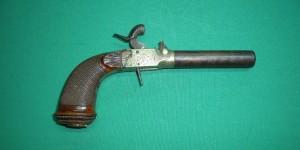 Pistolet de voyage