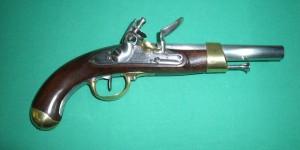 Pistolet AN 13