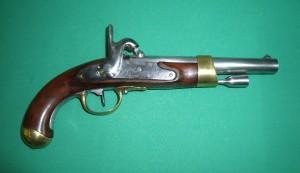 Pistolet An 13 /22T Bis