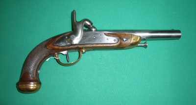 Pistolet d'officier 1816/22