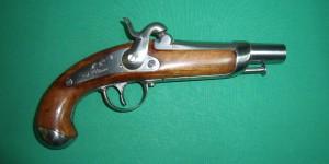 Pistolet de Gendarmerie 1842