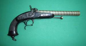 Pistolet d'Officier 1833.