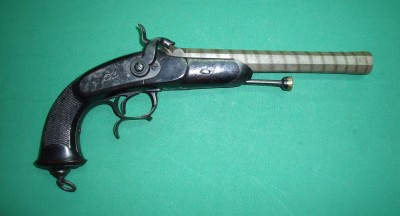 Pistolet d'Officier 1833.