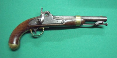Pistolet US Model 1842