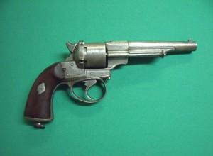 Revolver de Marine 1858 M 1870.