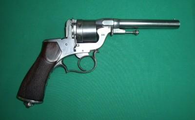 Revolver PERRIN Mod 1859