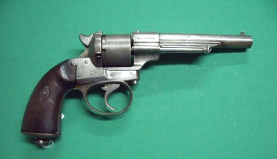 Revolver de Marine 1858NT