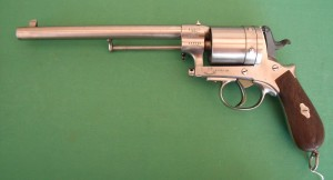 Revolver GASSER 1870