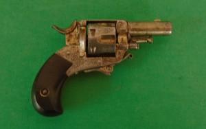Revolver LEFAUCHEUX 22Short