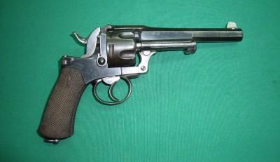 Revolver MAQUAIRE