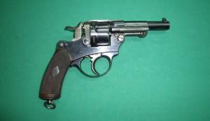 Revolver 1874