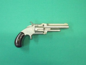 Revolver SMITH et WESSON