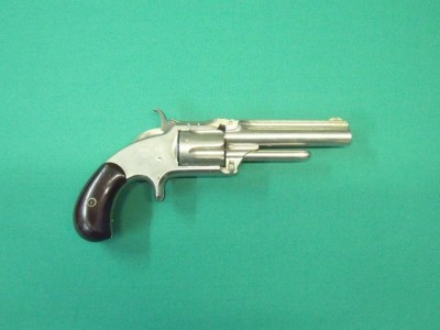 Revolver SMITH et WESSON