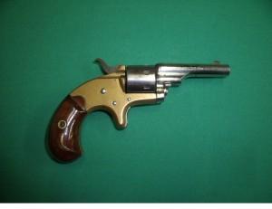 Revolver COLT Top Open