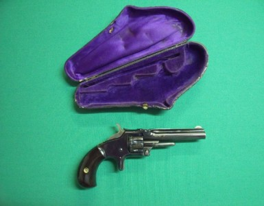 Revolver SMITH et WESSON N° 1