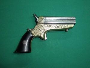 Pistolet SHARPS