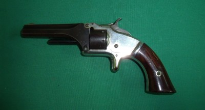 Revolver SMITH et WESSON N°1