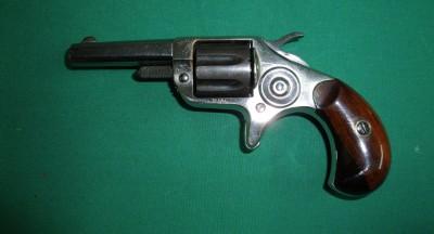 Revolver COLT New Line 22