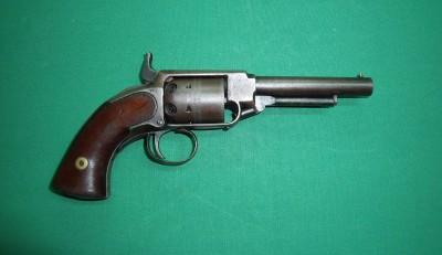 Revolver James WARNER 1857