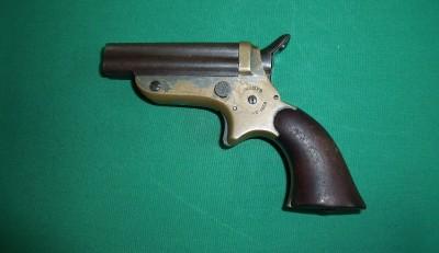 Pistolet SHARPS 1859