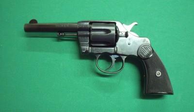 Revolver COLT 1889