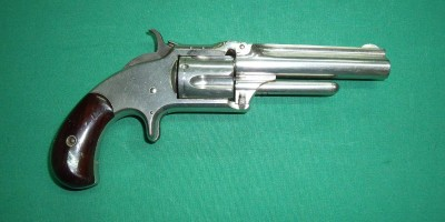 SMITH et WESSON N° 1 1/2