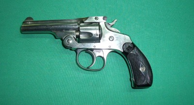 Revolver SMITH and WESSON 32 DA