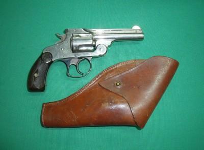 Revolver SMITH and WESSON DA 38
