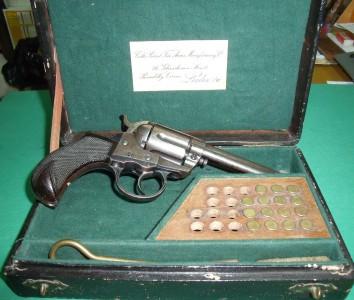 Revolver COLT Lightning