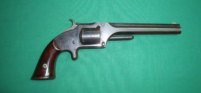 SMITH et WESSON  Model N°2 Army