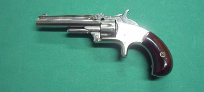 SMITH et WESSON N°1