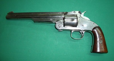 SMITH et WESSON Model N°3 Russian Fst Model (Old Old Model)