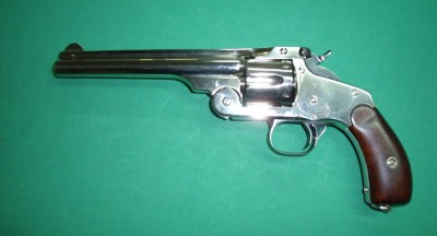 SMITH et WESSON N°3